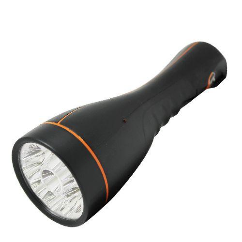 Lanterna FOXLUX 11 Leds ABS Recarregável
