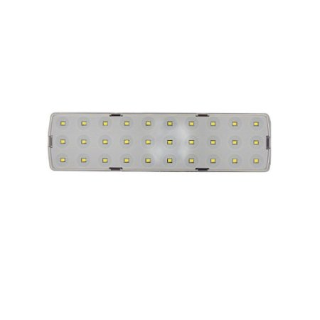 Luminária De Emergência FOXLUX 30 Led Pequena 17.16