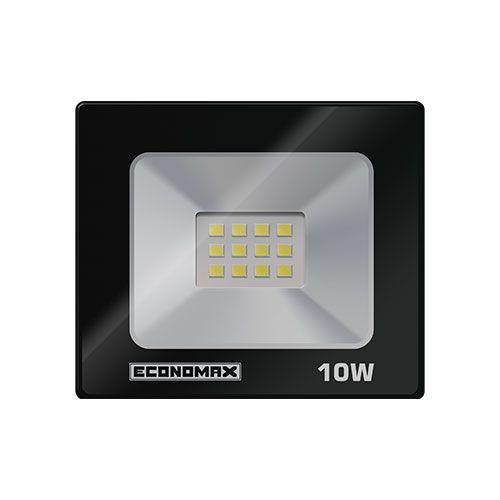 Refletor c/ Led ECONOMAX 10W 6500K