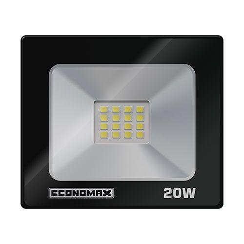 Refletor c/ Led ECONOMAX 20W 6500K