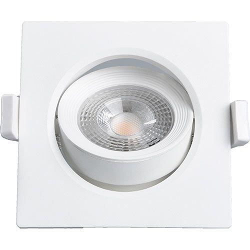 Spot Embutir 3W LED 6000K Quadrado BEE
