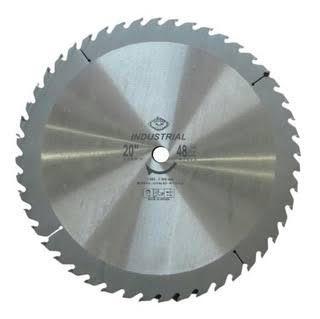 Disco De Serra Circular C/videa 500mm 48dentes Furo 30mm
