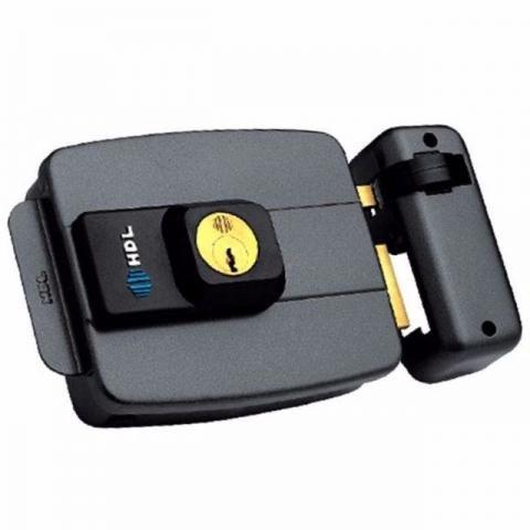 Fechadura Elétrica C90D Ajustável 12V 042 HDL
