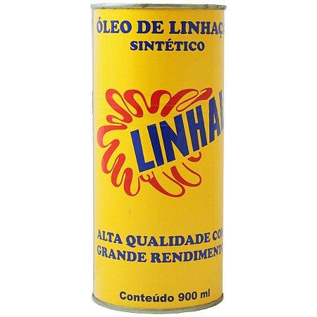 Óleo de Linhaça Sintético 900ml Linhal