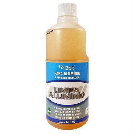 Limpa Alumínio 500ml - LA1 - TAPMATIC