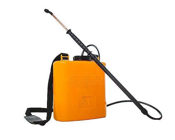 Pulverizador 5 Litros Dupla Ação Brudden DAS