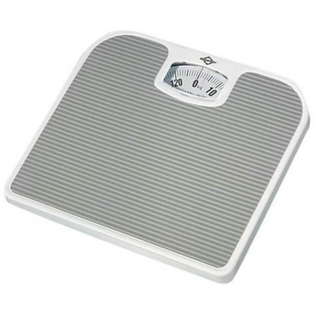 Balança para Banheiro Mecânica 130kg - 7554 - BRASFORT
