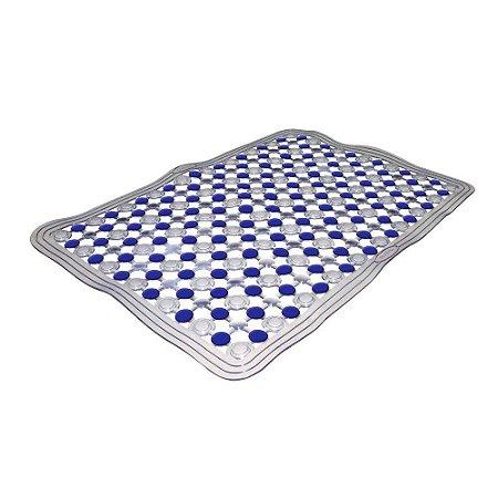 Tapete Antiderrapante PVC p/ Box ou Banheira Daivak