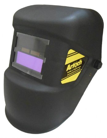 Mascara de Solda Artoch Vidro Escuro Regulável 2401