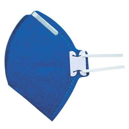 Máscara Resp. Semifacial PFF2 s/ Válvula 10 peças Prosafety