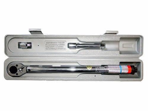 Torquímetro Estalo 42 - 210 Nm C/ 4 Peças Waft