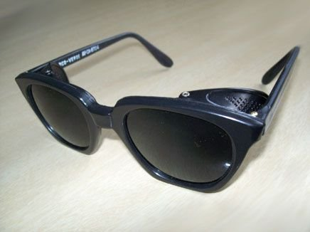 Óculos de Solda Filtro de Luz Arco Verde Ton.10 CA8704