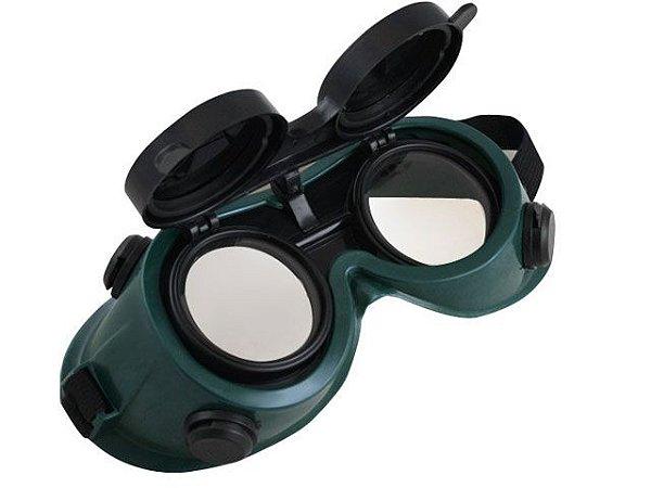 Óculos de Solda Articulável com Duas Funções 731 Western
