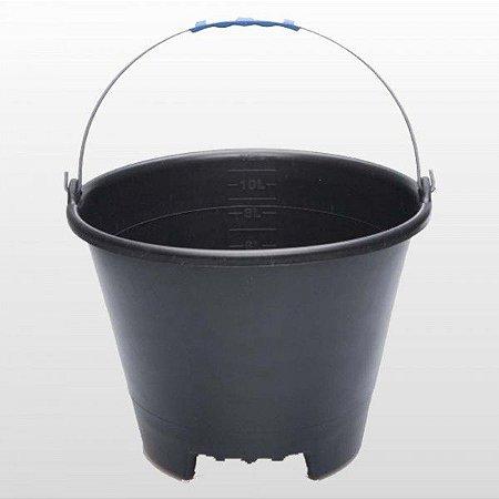 Balde p/ Concreto 12 L Plastico Zumplast