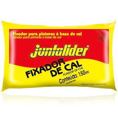 Fixador De Cal Juntalider Sache 150 Ml C/ 48 Peças
