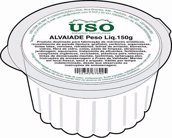 Alvaiade 150gr (pote) USO 6pç