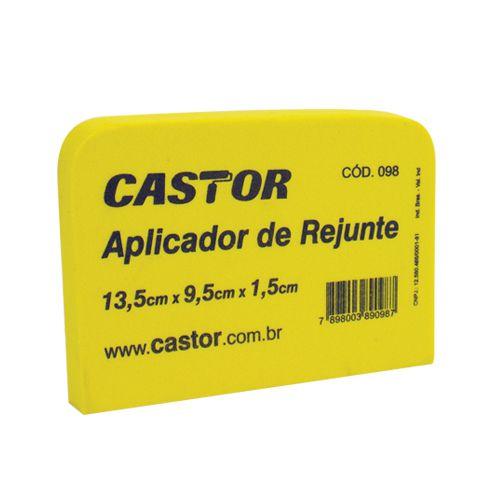 Aplicador De Rejunte(E.V.A) Castor 12 Peças