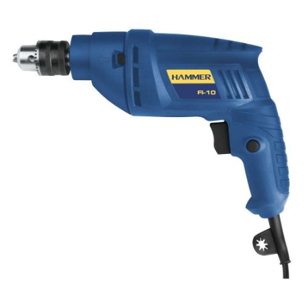 Furadeira Impacto Hammer Goodyear 10mm 420W 220V