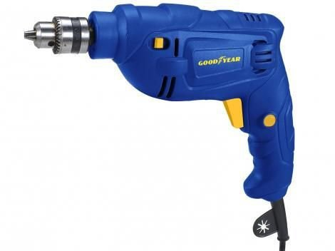Furadeira Impacto Hammer Goodyear 10mm 500W 127V
