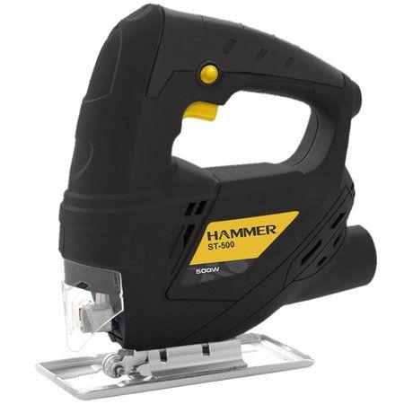 Serra Tico-tico 400w Hammer 110V GYST400