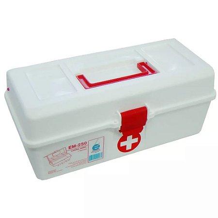 Caixa Medicamentos Pronto Socorro Laguna Gde. Em250