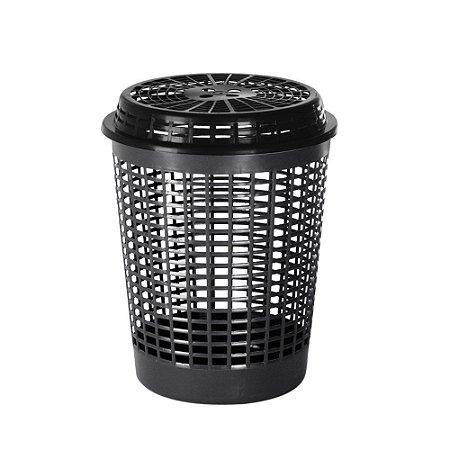 Cesto De Roupas Plasvale 55l Recycle - Ref 517lp