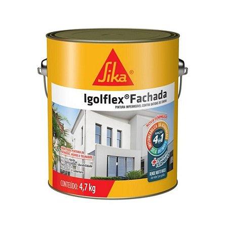 Sika Igolflex Fachada Branco 4,7L Lata