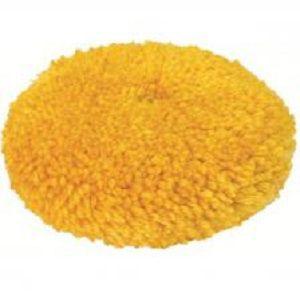 Boina Polimento Prof.Dupla Face 8 Lã Carneiro COMPEL Amarela