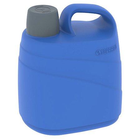 Botijão Térmico 5lt SOPRANO Azul