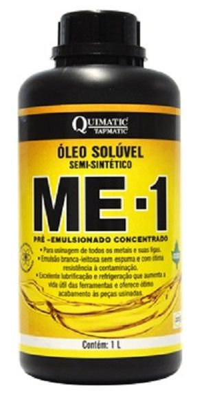 Óleo Solúvel Me-1 Quimatic 1 Litro AB0
