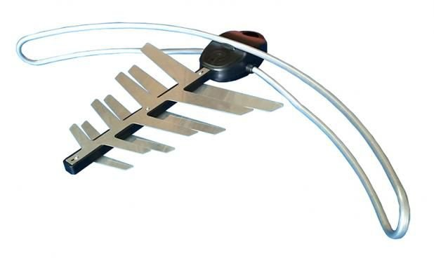 Antena Digital Externa Uhf  Phd 4000 Primetech
