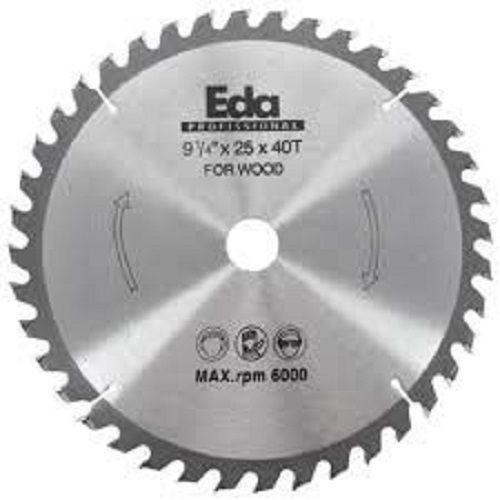 Disco Serra Circular Widea 9.1/4  x 40 Dentes Furo 25mm Eda