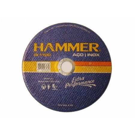 Disco Corte Inox Hammer 9 pol X 2,0mm