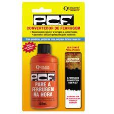 Convertedor Ferrugem 100 ml - PCF Primer Quimatic Tapmatic