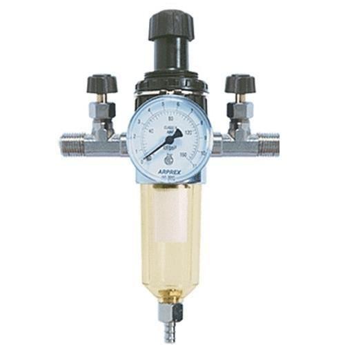 Filtro regulador de ar com 2 saídas - AIRFIL-1 Arprex