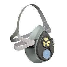 Respirador 3M Semi-Facial 3200 Sem Refil