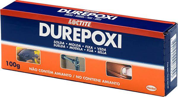 Durepoxi Loctite 100g Branco