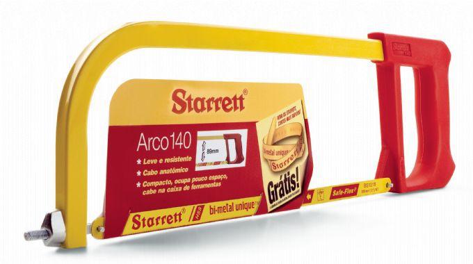 Arco de Serra Unique 140 STARRETT