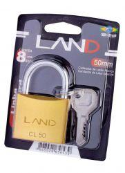 Cadeado 45mm Blister LAND