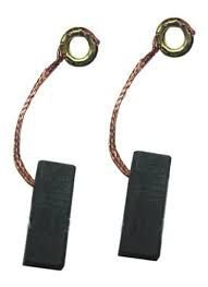 Carvão Furadeira Bosch 1327  340 - 10 Unidades