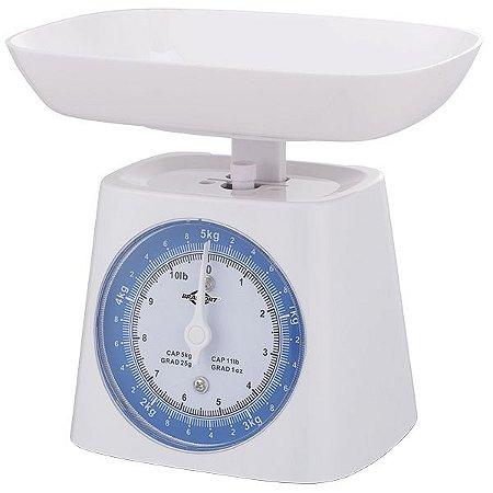 Balança Cozinha Mecânica 5 Kg BRASFORT 7551