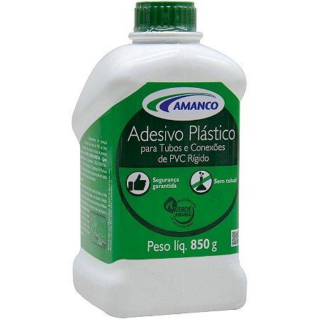 Cola PVC AMANCO 850g Frasco