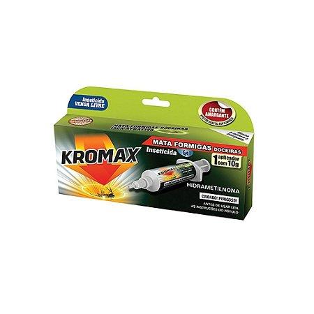 Mata Formiga KROMAX Gel 10gr Bisnaga
