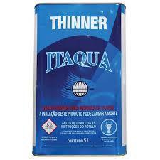Thinner ITAQUA 16 5 litros