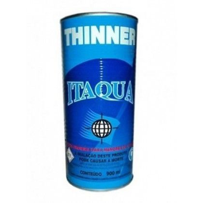 Thinner Forte/Automotivo ITAQUA 37 900ml