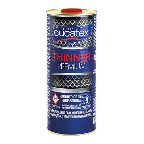 Thinner Eucatex 900ml