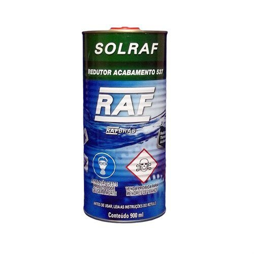 Thinner Forte/Automotivo RAFBRAS 537 900ml