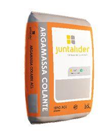 Argamassa Colante Cinza AC1 Uso Interno JUNTALIDER 20kg
