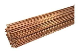 Arame p/ Solda DENVER Oxi Ferro Cobreado 3,18mm (1/8) 10 Kg
