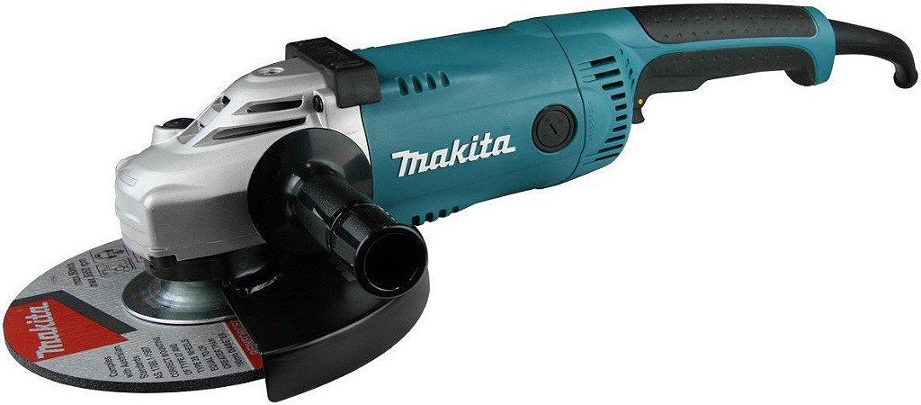 "Esmerilhadeira Angular 9"" MAKITA GA9020 2200W"